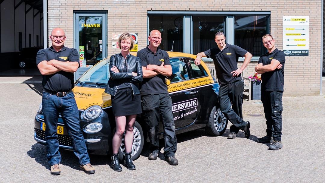 Autobedrijf J. van Heeswijk-Schijndel